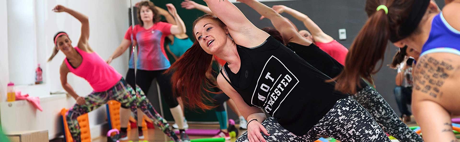 Fitness aktivity