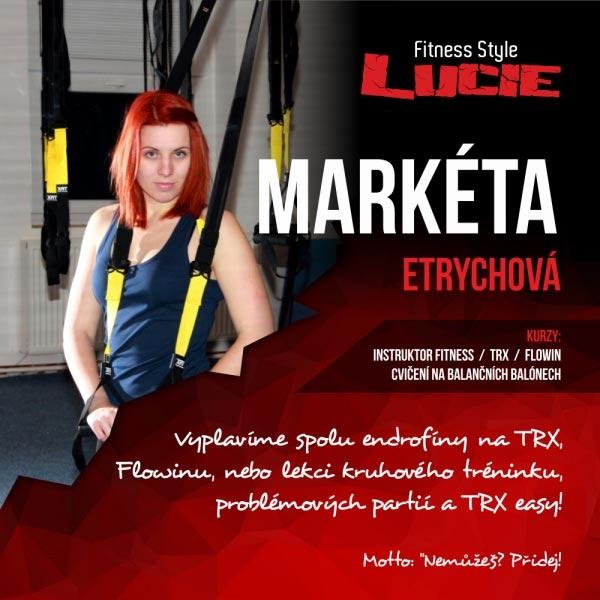 Markéta Etrychová