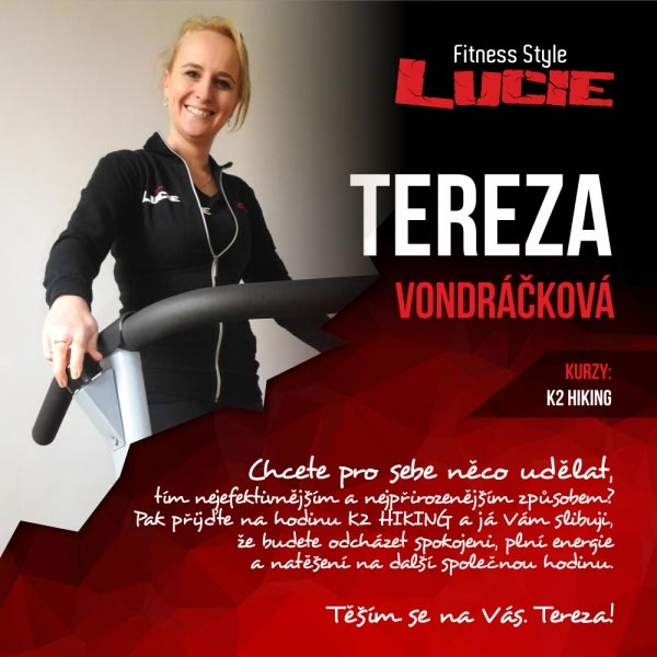 Tereza Vondráčková